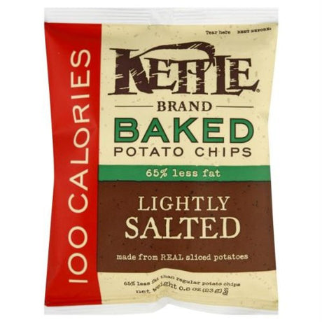 KETTLE FOODS CHIP PTO BKD SEASLT, 0.8 OZ