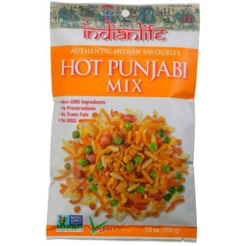 Indianlife Mix Snack Punjabi Hot