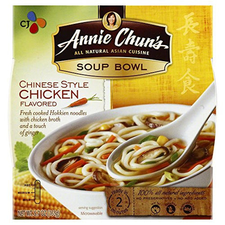 Annie Chuns Chinese Chicken Soup Bowl 5.7 OZ(Pack of 1)