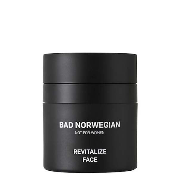 Bad Norwegian Revitalize Face Moisturizer