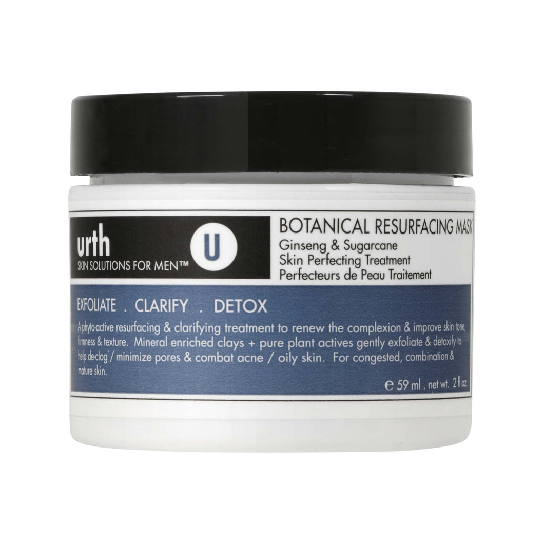 Botanical Resurfacing Mask