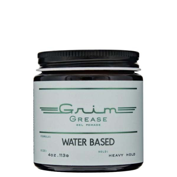 Grim Grease Gel Type Water Based Pomade