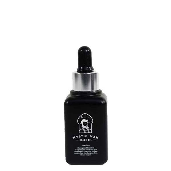 Mystic Man Organic Beard Oil