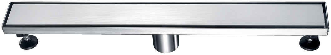 Dawn Stainless Steel Linear Shower Drains 24in. LVA240304 Brisbane River Series - SUNNY SHOWER
