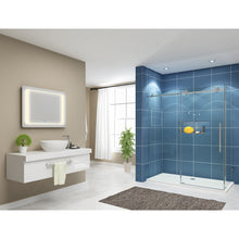 Load image into Gallery viewer, SUNNY SHOWER LED Backlit Bathroom Vanity Mirror w/ Touch Button, Warm White - SUNNY SHOWER