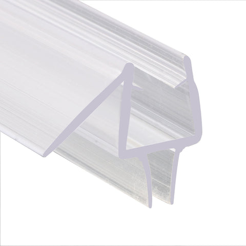 3 8 Quot Frameless Shower Doors Bottom Seal Sweep Wipe Drip