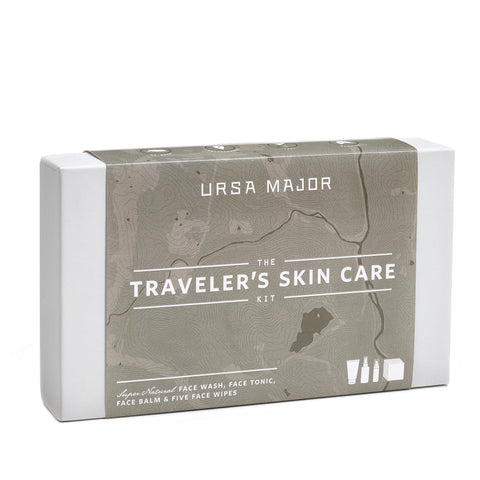 The Traveler's Skin Care Kit