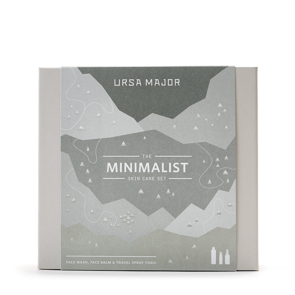 The MINIMALIST Skin Care Set
