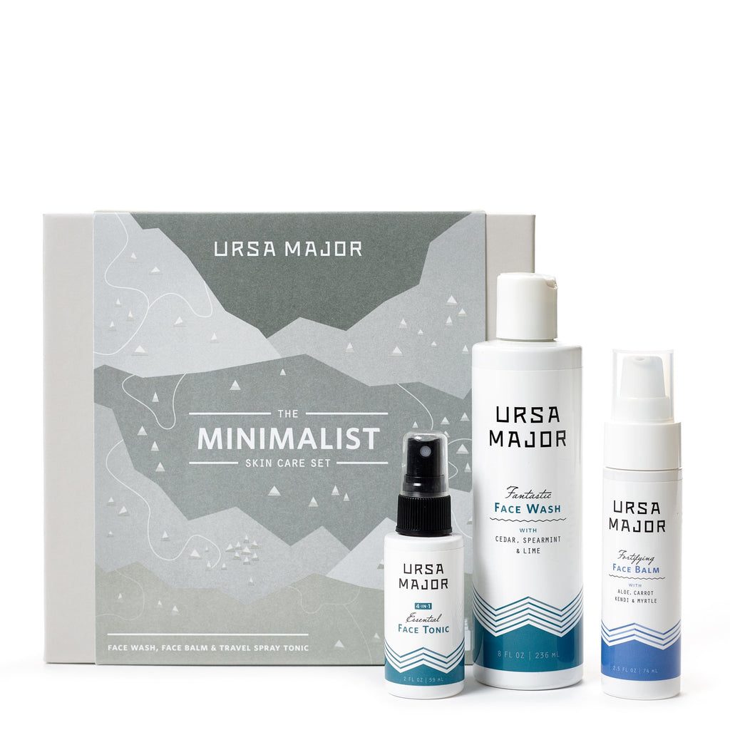 Ursa Major Minimalist Skin Care Set