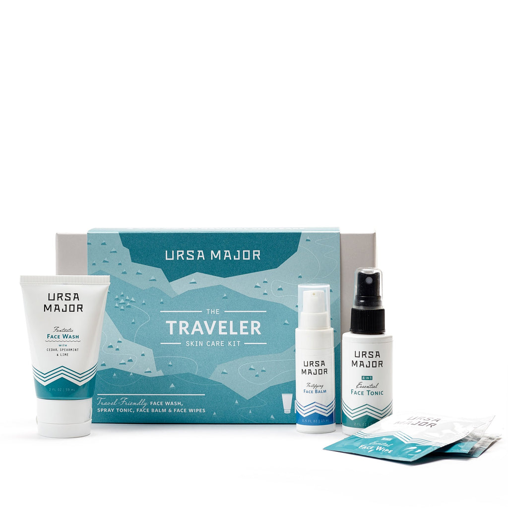 Ursa Major Traveler Skin Care Kit