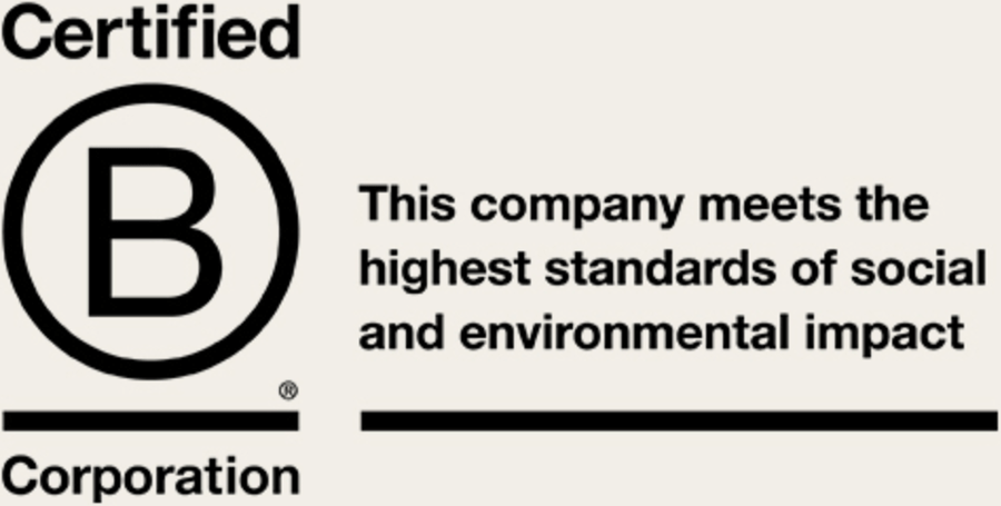 Certified B Corporation | This company meets the highest standards of social and environmental impact