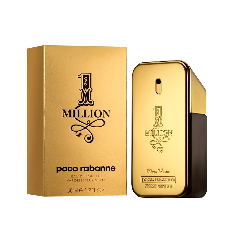 Paco Rabanne 1 Million 50ml Mens