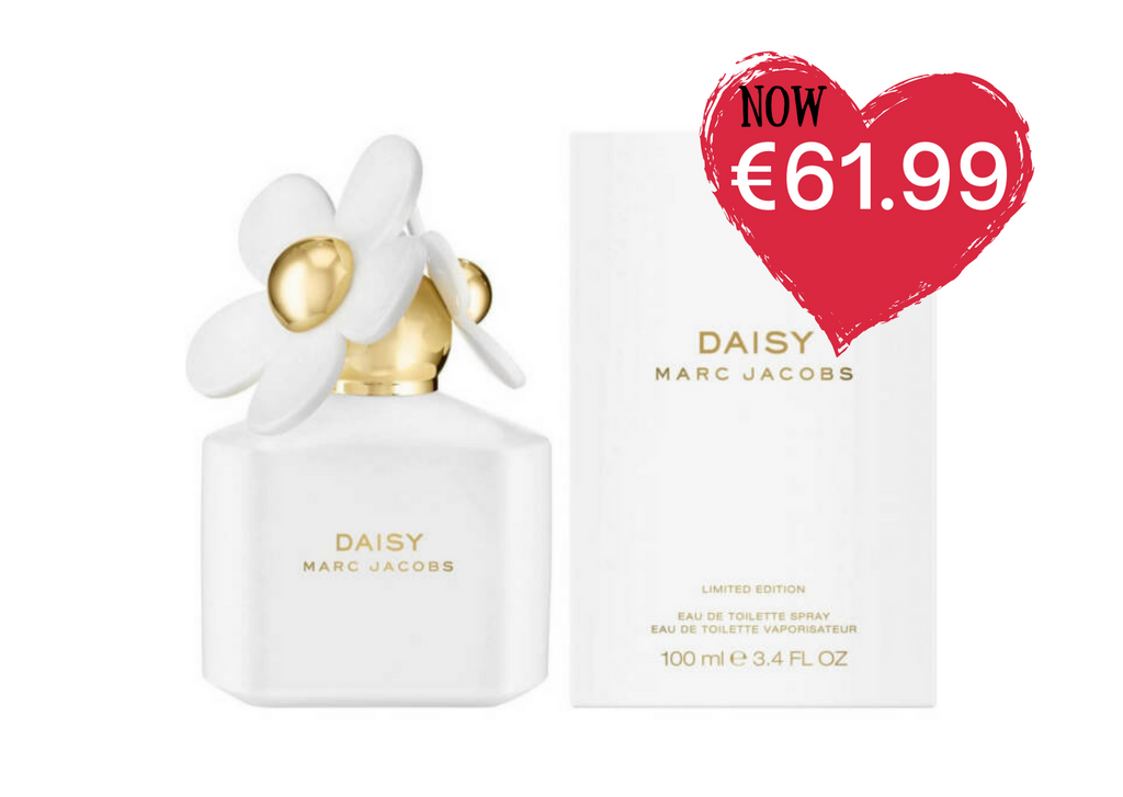 marc jacobs daisy white flynns pharmacy claremorris edt