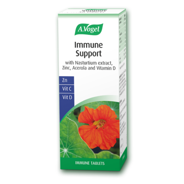 A Vogel Immunity Support tablets Zinc Vitamin D