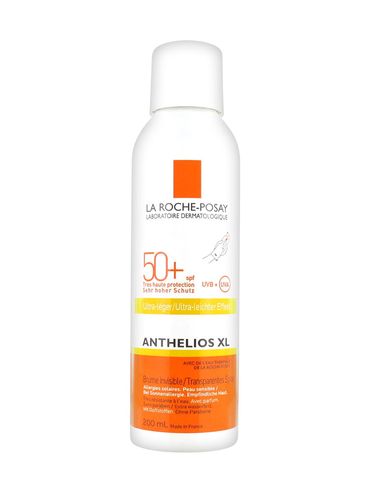 La Roche-Posay Anthelios XL Ultra Light Invisible Mist SPF50+