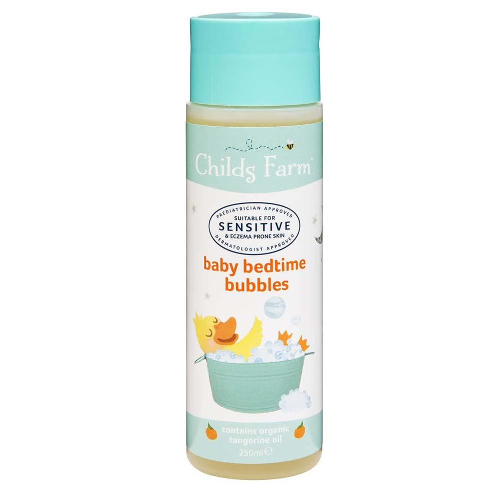 Child's Farm Baby Bedtime Bubbles 250ml