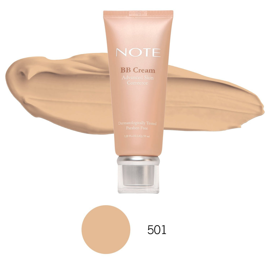 Note Cosmetics BB Cream