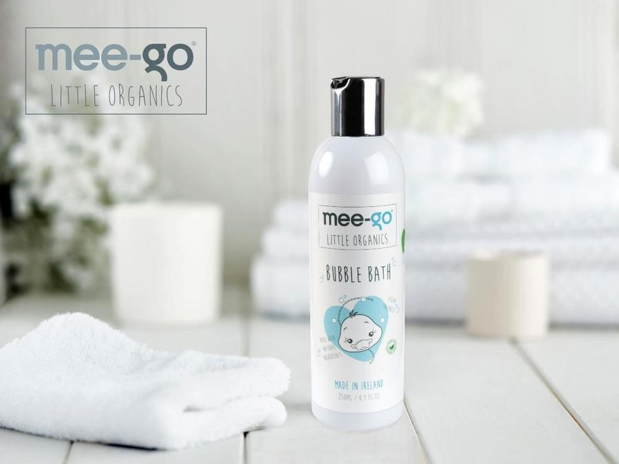 Mee Go Little Organics Bubble Bath 250ml
