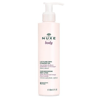 Nuxe 24hr Body Moisturising Lotion 200ml