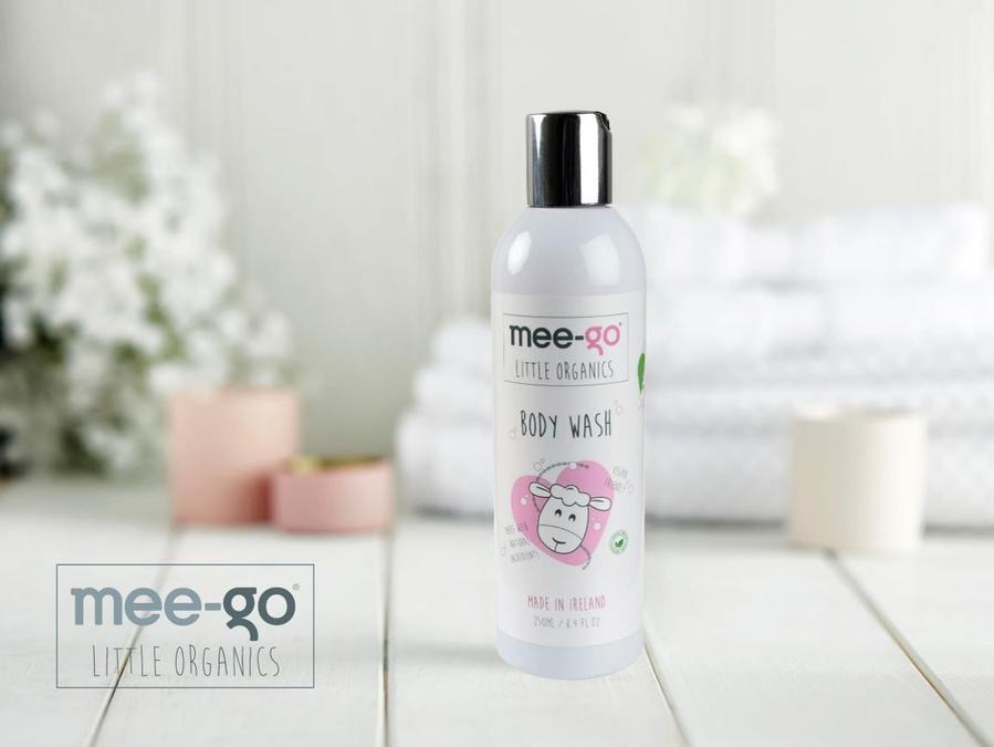 Mee Go Little Organics Body Wash 250ml