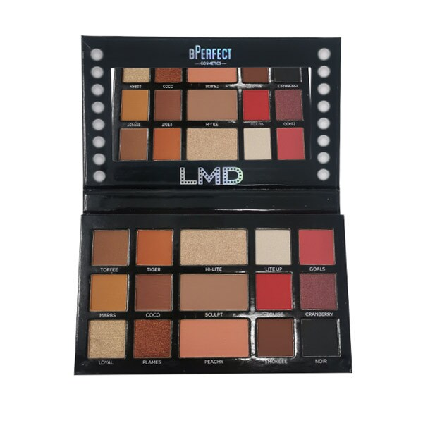 BPerfect LMD Palette REMASTERED