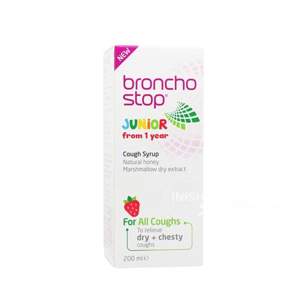 Broncho Stop Junior Cough Syrup
