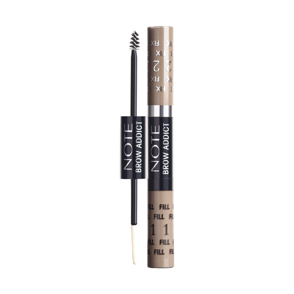 Note Cosmetics Brow Addict Tint & Shaping Gel