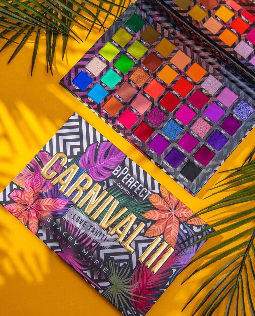 BPerfect Stacey Marie Carnival 3 Love Tahiti Palette