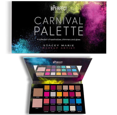 BPerfect Stacey Marie Original Carnival Palette