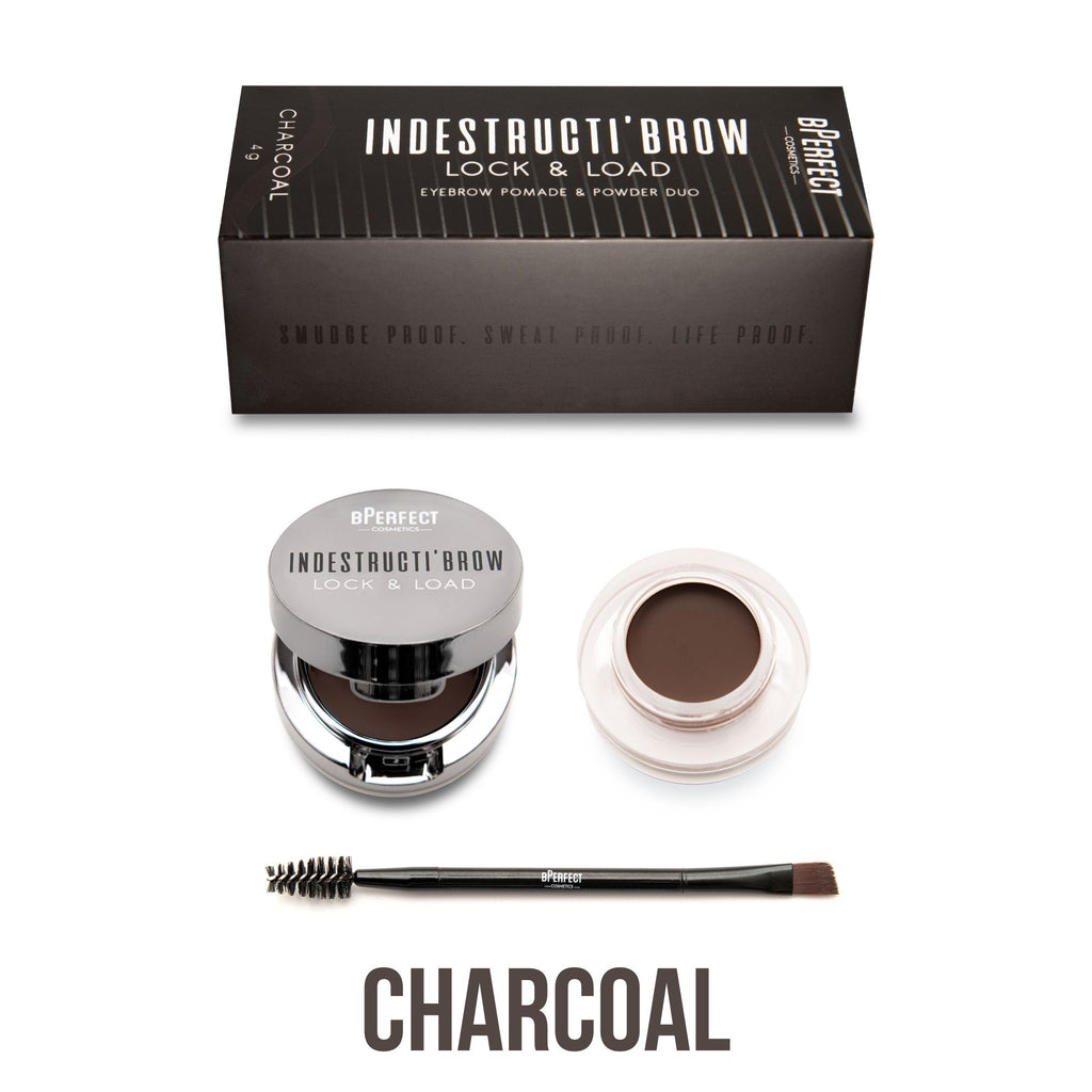 BPerfect Indestructibrow Lock & Load Pomade/Powder Duo
