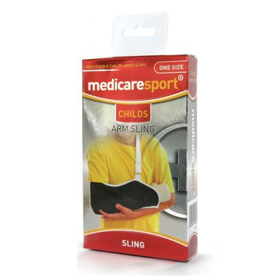 Medicare Adjustable Child's Arm Sling (Fits Left Or Right)