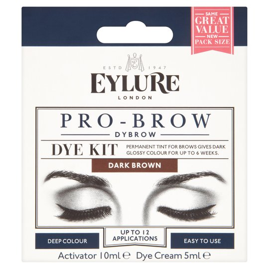 Eyelure Dybrow Eyebrow Tint Dark Brown