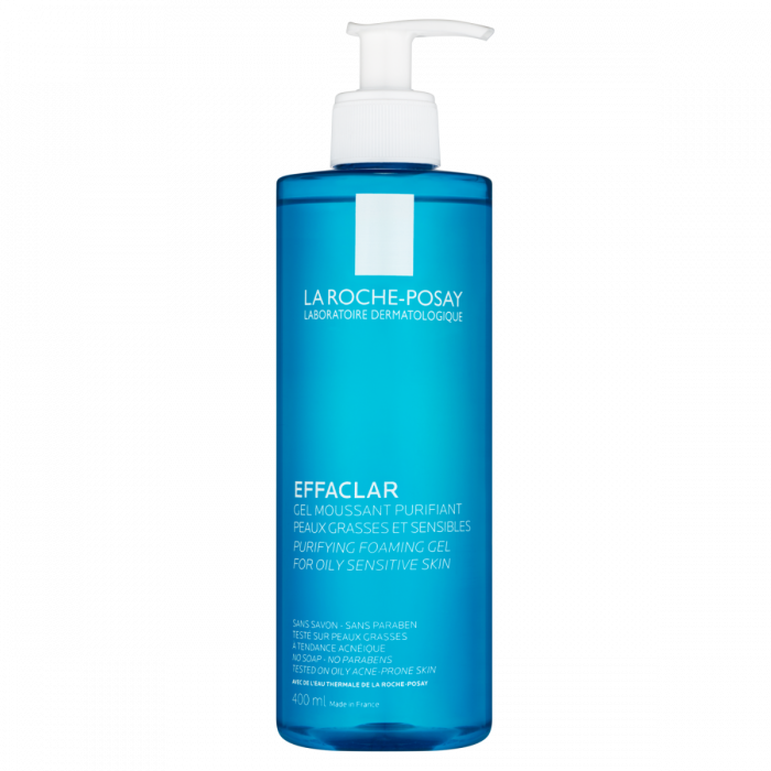 La Roche Posay Effaclar Purifying Cleansing Gel (Oil or Acne Prone Skin)