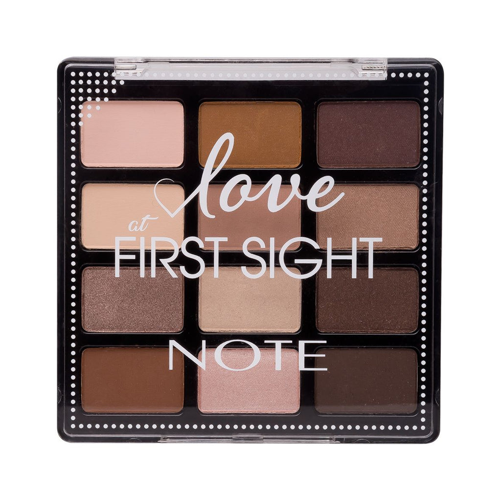 Note Love at First Sight Eye Shadow Palette