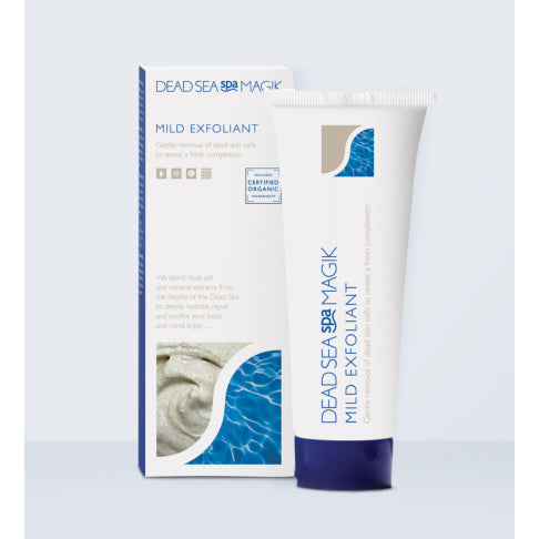 Dead Sea Spa Magik Mild Exfoliant