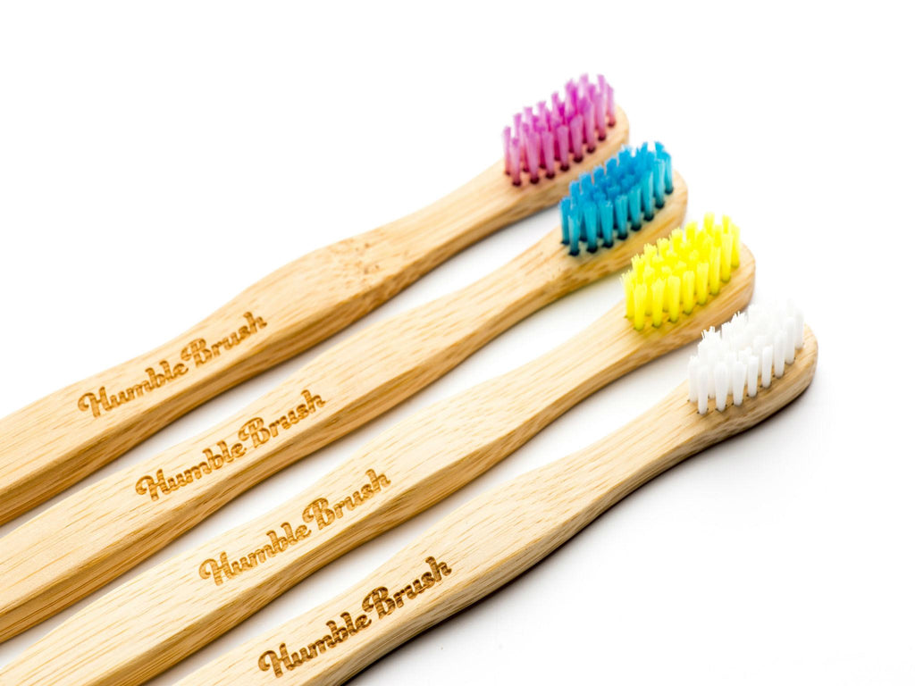 The Humble Co Bamboo Toothbrush