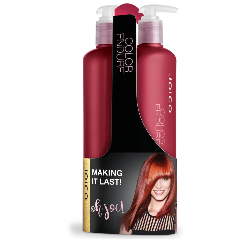 Joico Color Endure Shampoo and Conditioner Duo 500ml