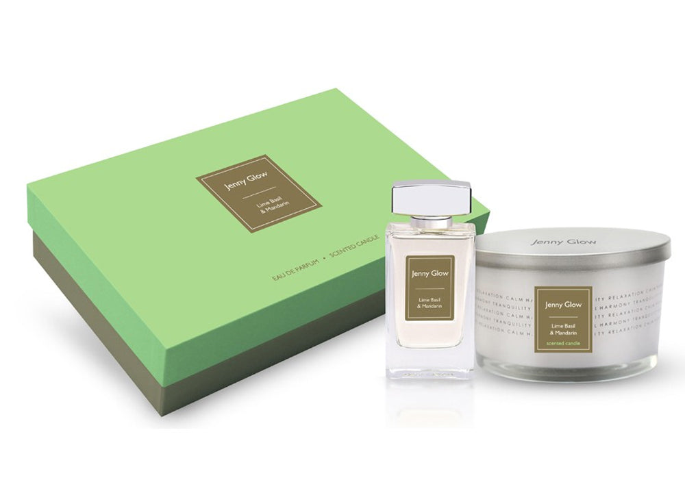 Jenny Glow Candle & Fragrance Set