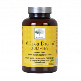 New Nordic Melissa Dream Sleep Gummies 60