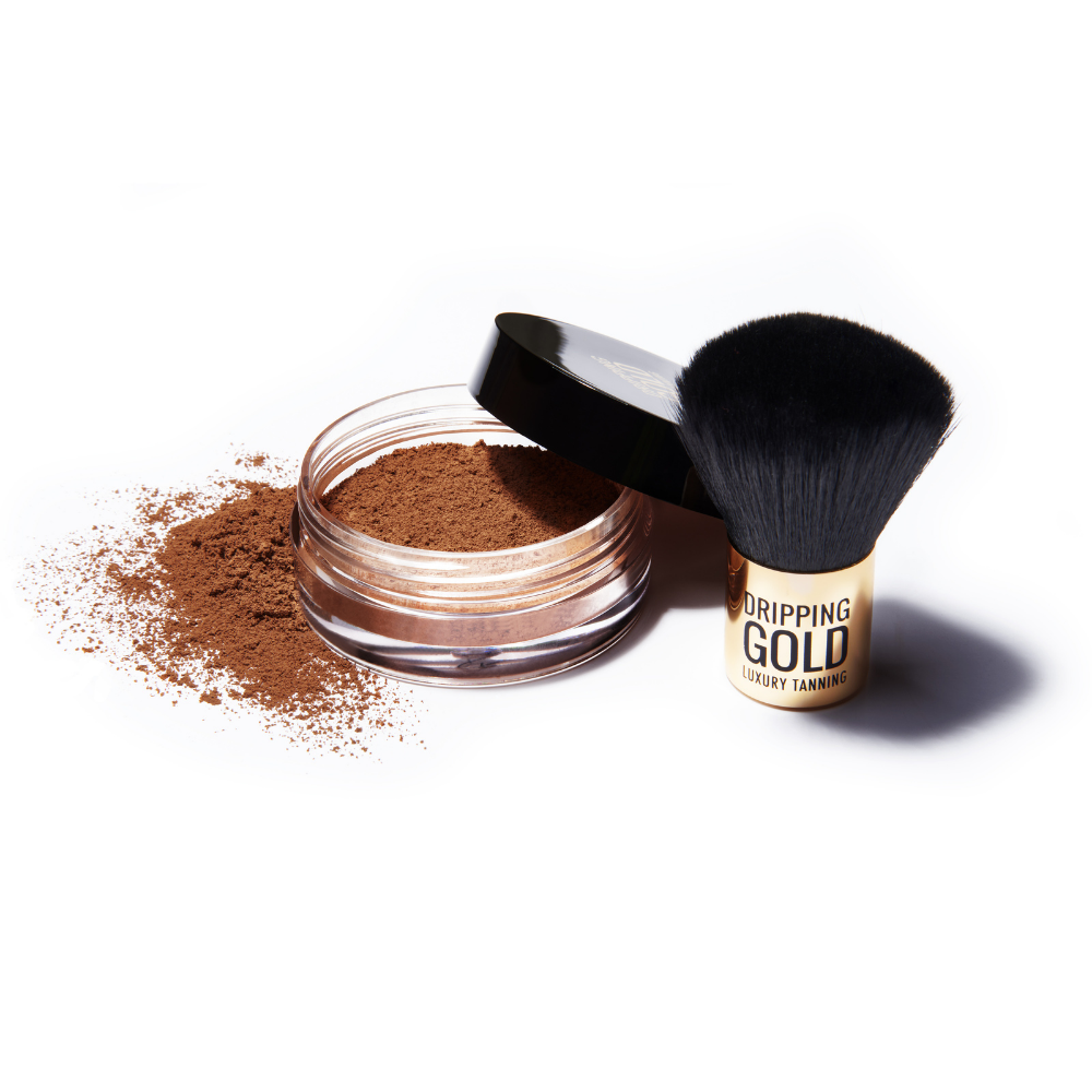 SOSU By Suzanne Jackson Dripping Gold Self Tan Mineral Powder