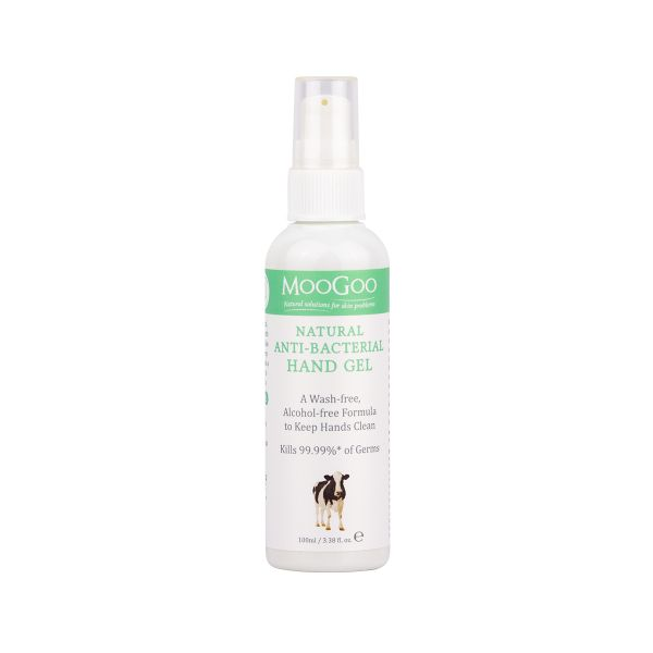 Moogoo Anti Bacterial Hand Gel 100ml