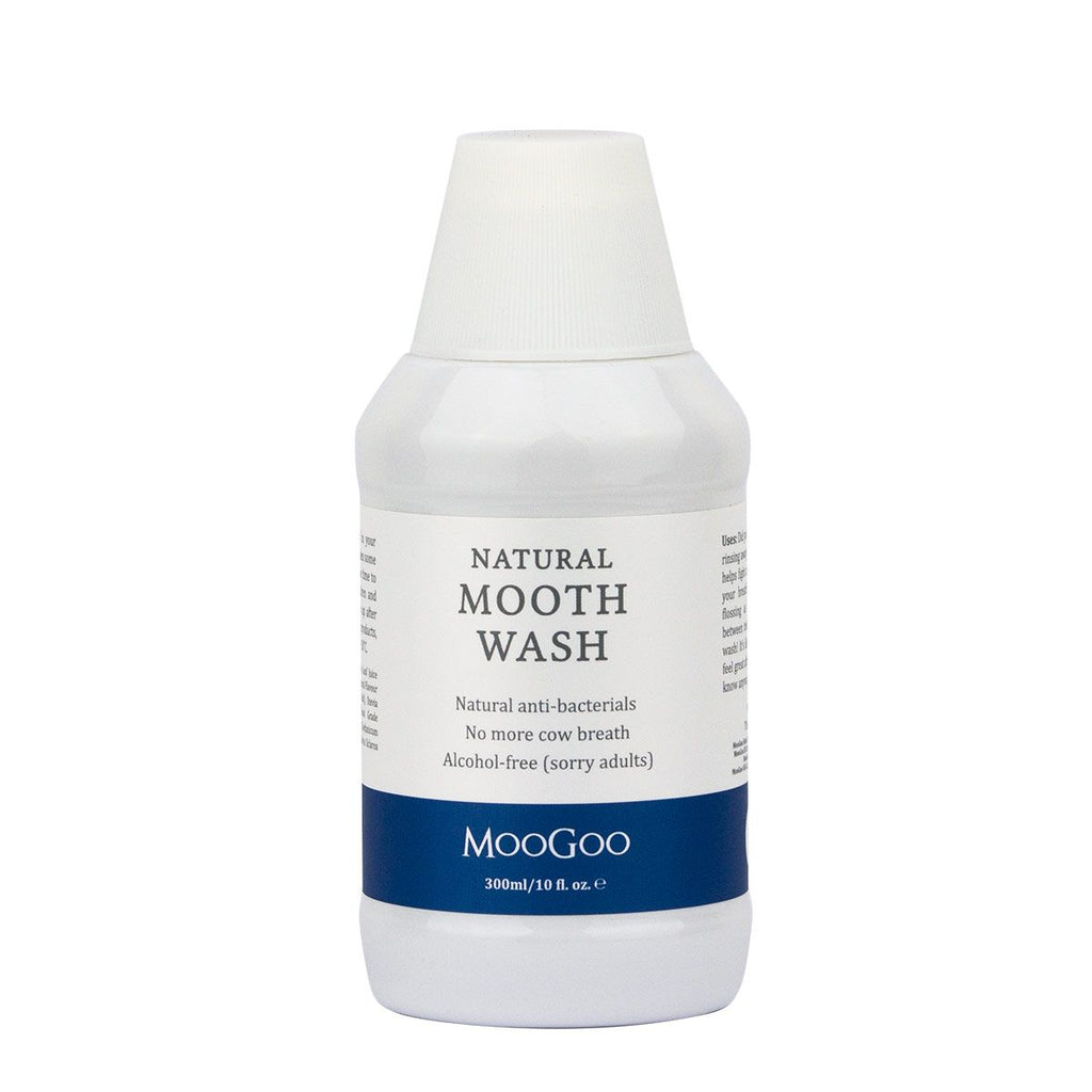 MooGoo Mooth Wash Mouth Wash 300ml