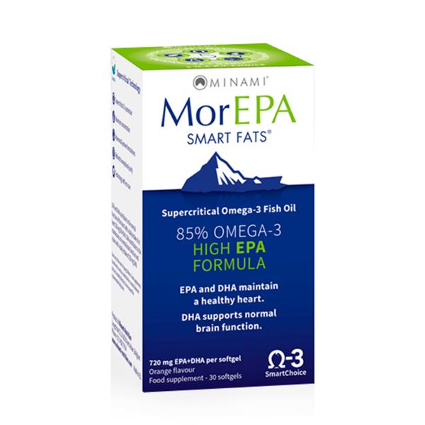 MorEPA Smart Fats 30 Pack