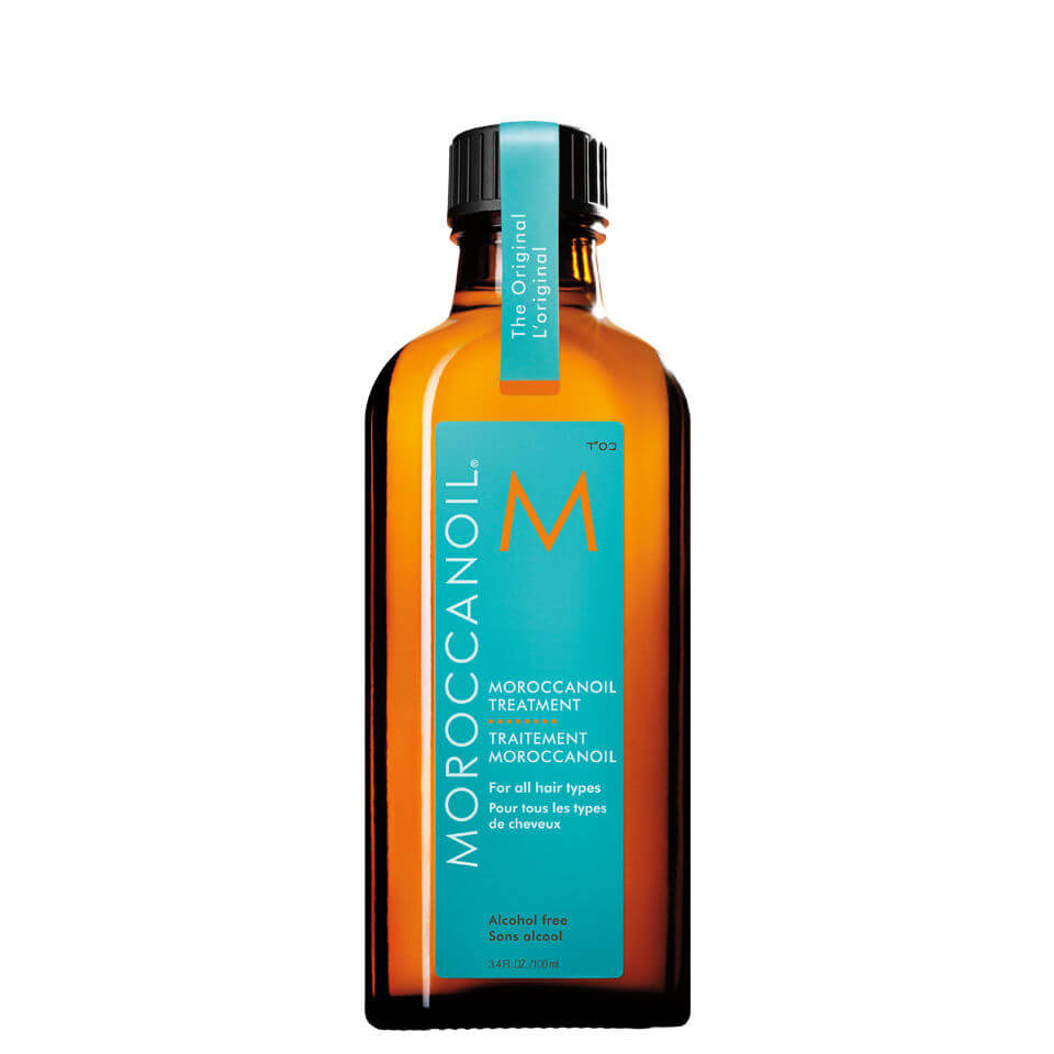Moroccan Oil Treatment 100ml (with pump)