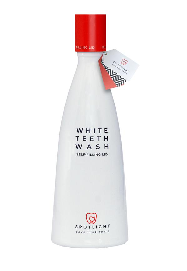 Spotlight White Teeth Mouthwash