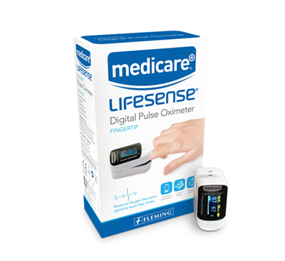 Medicare Digital Fingertip Pulse Oximeter