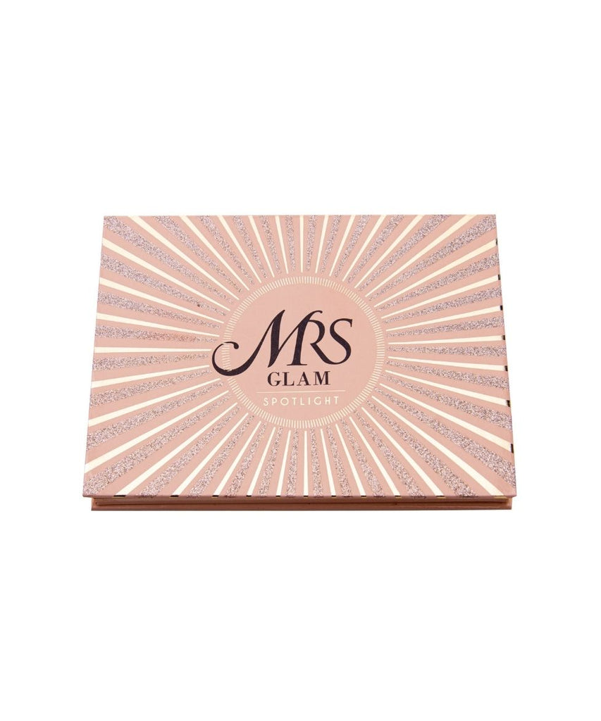 BPerfect x Mrs Glam Spotlight Palette