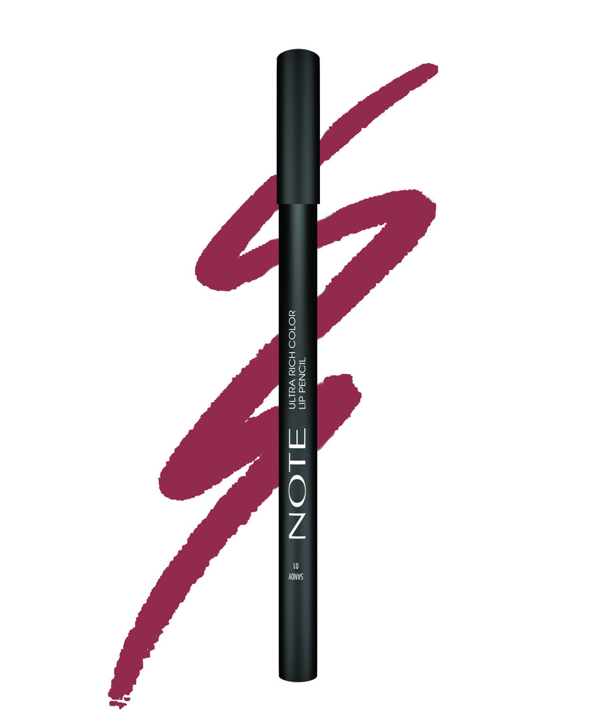 Note Cosmetics Ultra Rich Colour Lip Pencil
