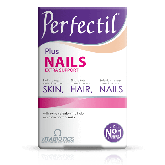 Vitabiotics Perfectil Plus Nails Extra Support 60