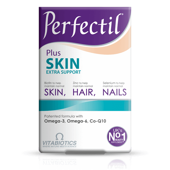 Vitabiotics Perfectil Plus Skin Extra Support 56